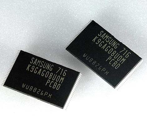 16GB Flash memory