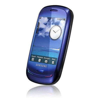 Samsung Blue Earth Solar Powered Phone