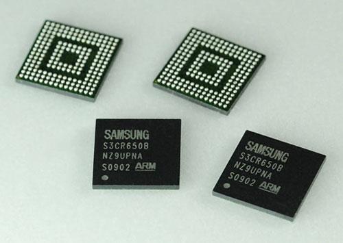 Samsung UWB Chip