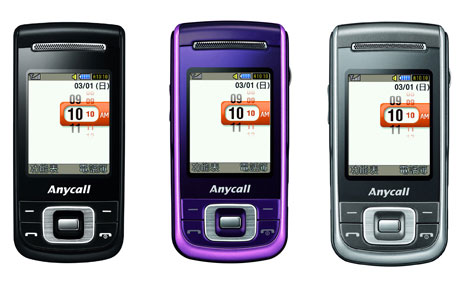 Samsung Anycall GT-C3110H