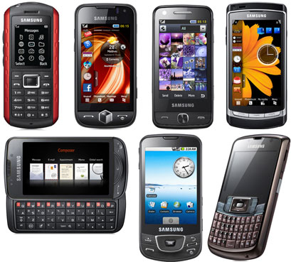 Latest Mobile Phones in India