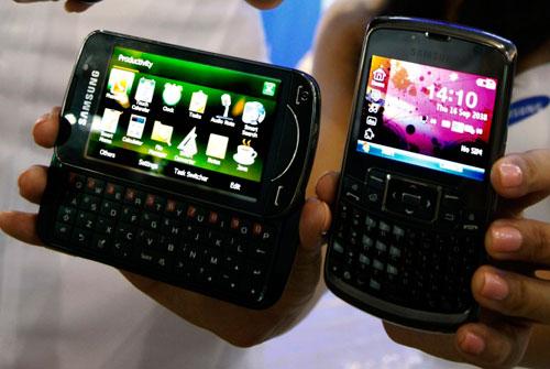 Samsung Omnia Pro Series