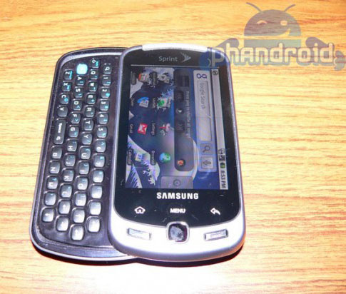 Samsung InstinctQ (SPH-M900)