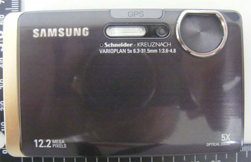 Samsung ST1000/CL65 Digital Camera