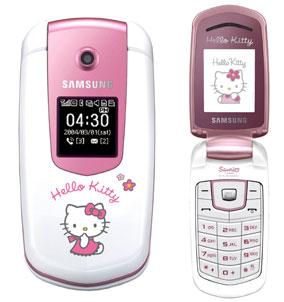 Samsung E2210 Hello Kitty Edition