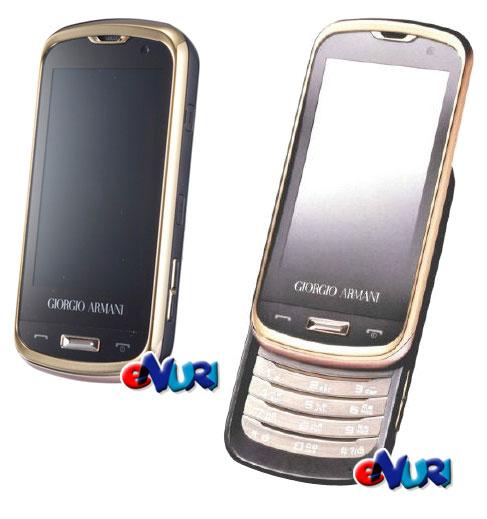 Samsung Giorgio Armani W820/W8200