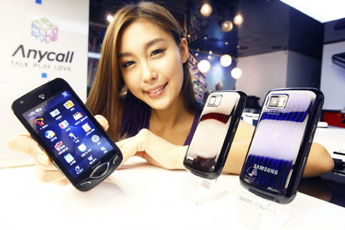 Samsung T*Omnia II (SCH-M710/715)
