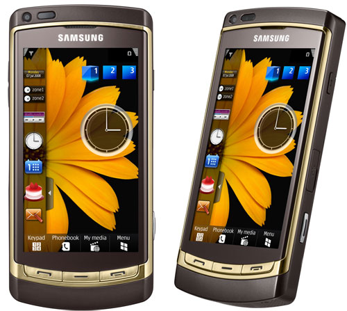 Samsung I8910 HD (Omnia HD) Gold Edition