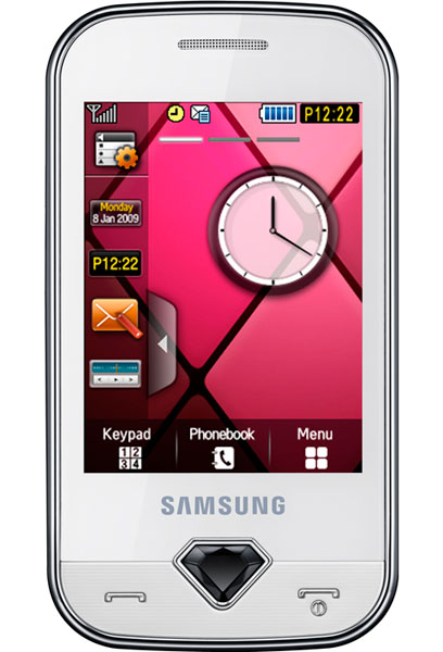 Samsung S7070 Diva Collection 2010