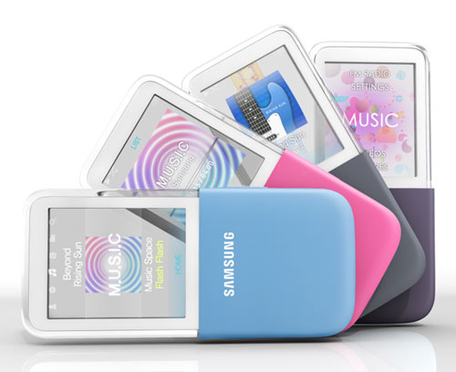 Samsung IceTouch PMP