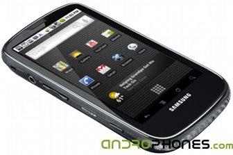 Samsung Galaxy 2 Render