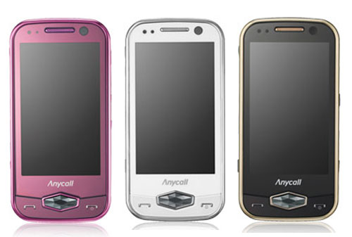 Samsung SPH-W9500