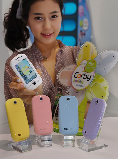 Samsung Corby Spring Collection