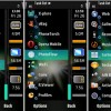 Omnia HD running 62 apps at a time on custom firmware