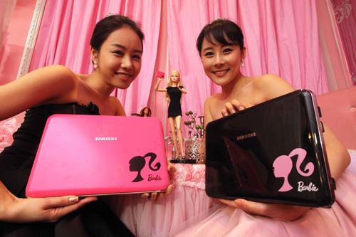 Samsung X170 Barbie Special Edition