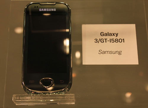 Samsung Galaxy 3 (GT-I5801)