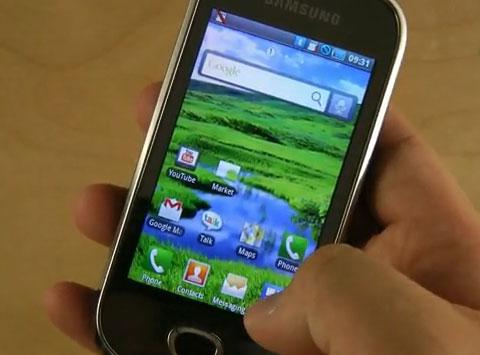 Samsung I5801