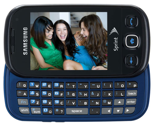 Samsung Seek (M350) for Sprint