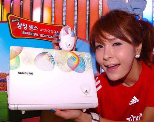 Samsung N150 Plus Adidas Special Edition