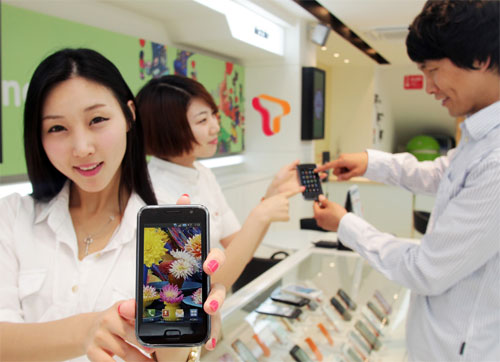 Samsung Galaxy S (SHW-M110S)