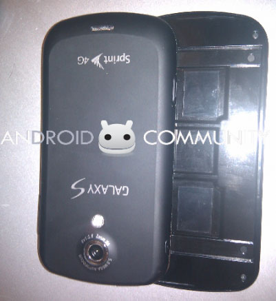 Galaxy S Pro
