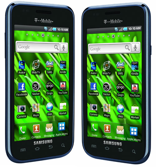 Samsung Vibrant for T-Mobile