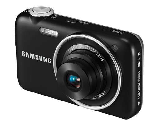 Samsung ST80 Digital Camera