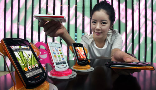 Samsung SHW-A210S