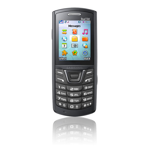 Samsung Guru Dual-SIM E2152