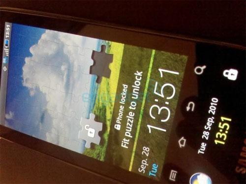 Samsung Continuum leak