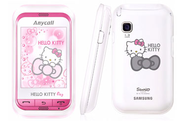 Samsung Champ (C3300) Hello Kitty Edition