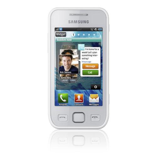 Samsung Wave White