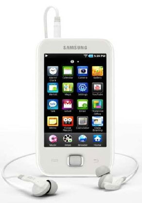 Samsung Galaxy Player (YP-G50)