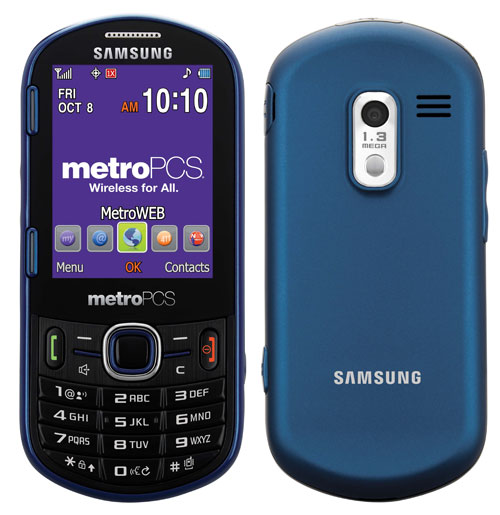 Samsung Messager III (SCH-r570)