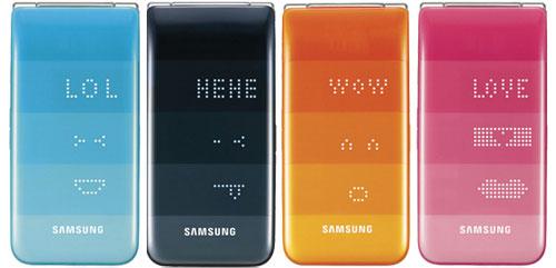 Samsung NORi (S5520)