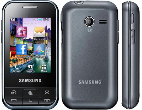 Samsung Ch@t 350 (C3500)