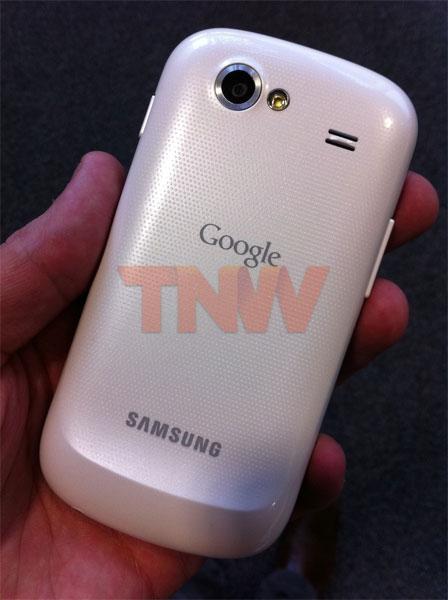 Nexus S White