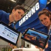Samsung Galaxy S and Tab II