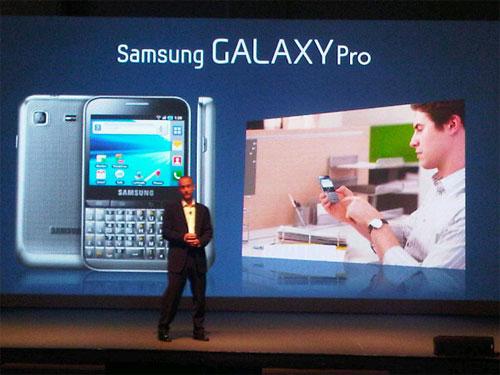 Galaxy Pro Tweet