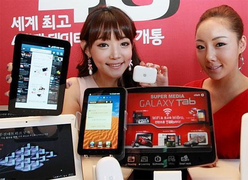 Galaxy Tab WiBro