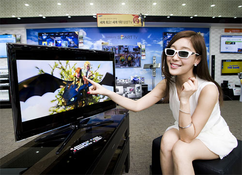 Samsung 32-inch Smart TV