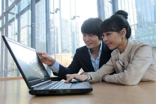 Samsung Series 6 laptop