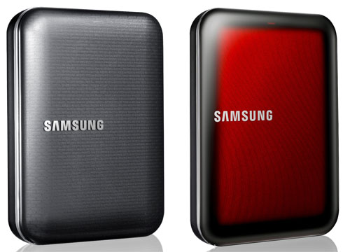 Samsung External HDD with SuperSpeed 3.0