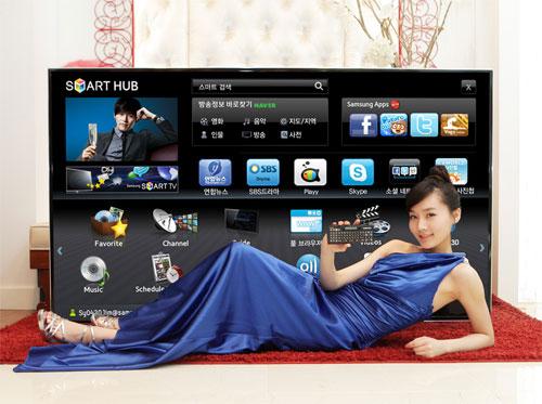 Samsung D9500 Smart TV