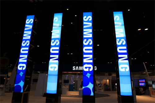 Samsung at InfoComm 2011