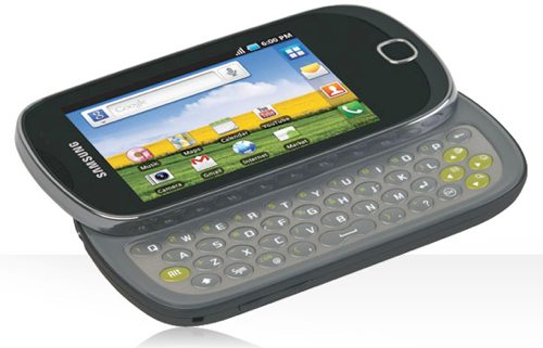 Samsung Galaxy Q (T589)
