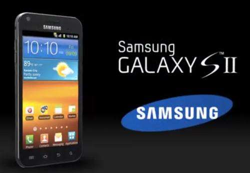 Samsung Galaxy S II USA