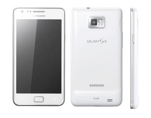 Samsung Galaxy S II SC-02C