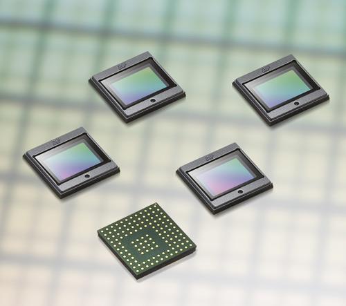 Samsung 16 megapixel CMOS Image Sensor