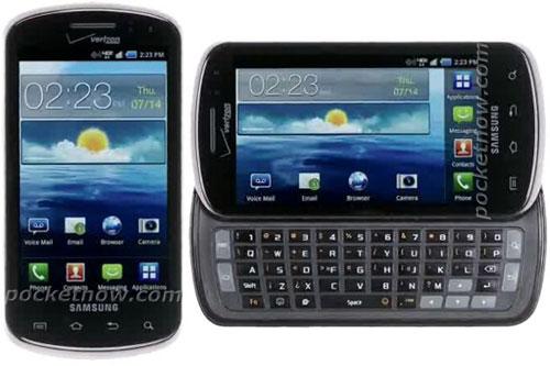 Samsung Stratosphere